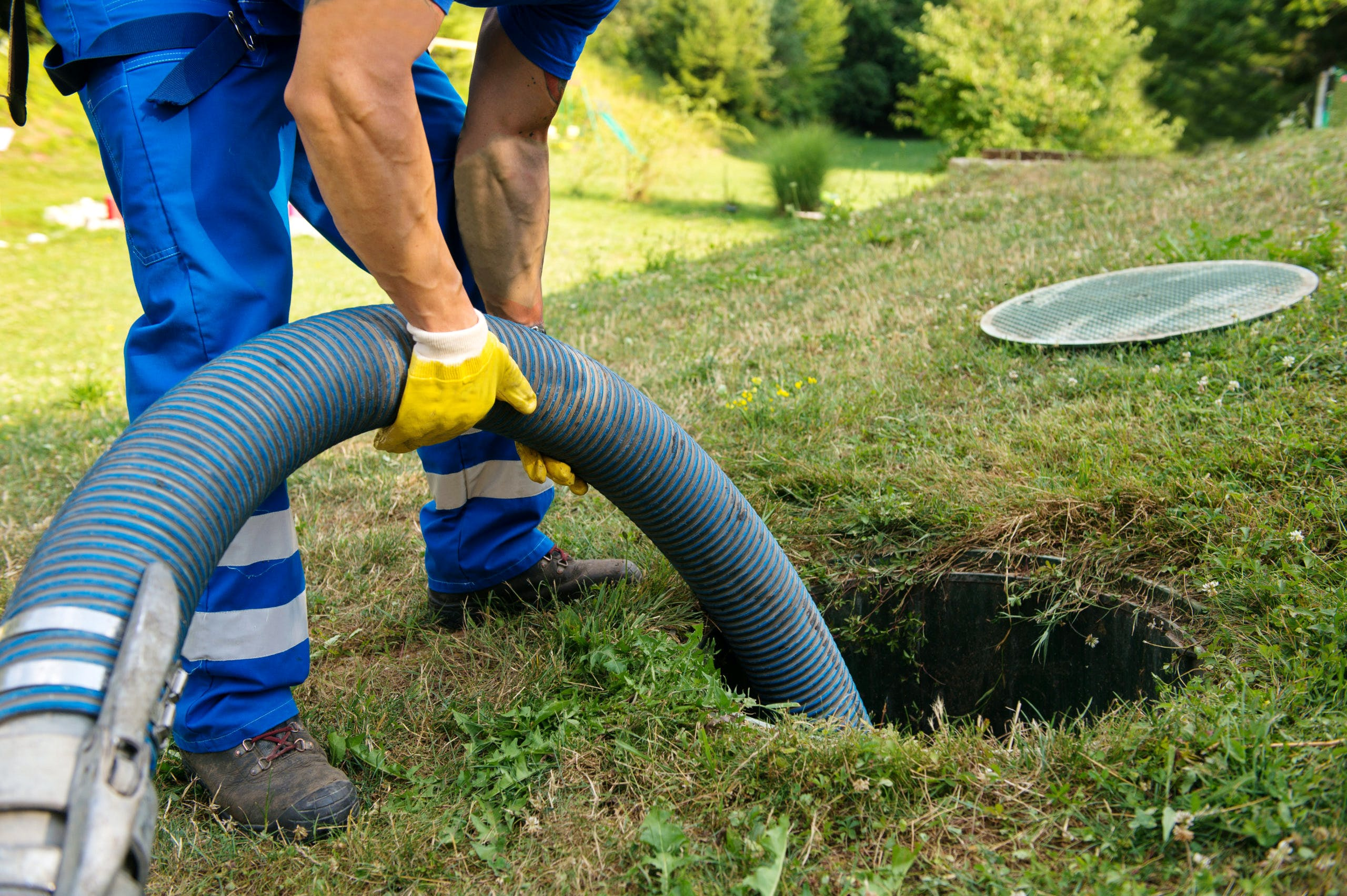 Are You Overdue for a Septic Pumping?