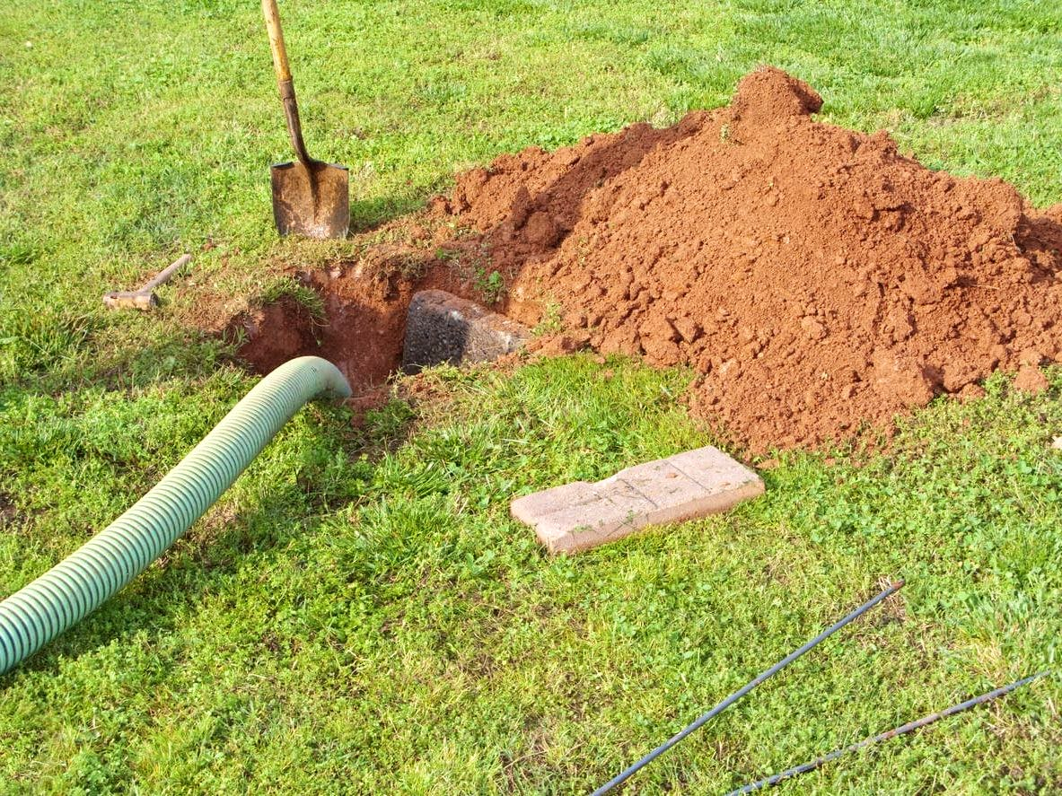 Residential Septic Pumping Service