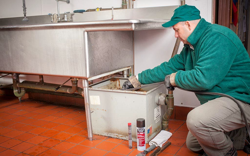Grease Trap Maintenance 101