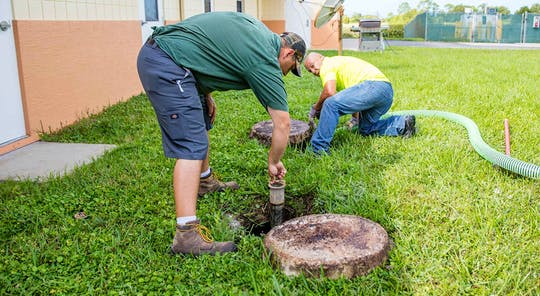 Avoid Costly Septic Repairs